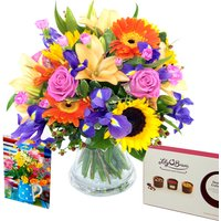 Burst of Spring Gift Set