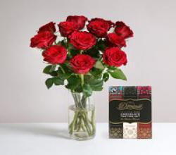 Romantic Gift Set flowers